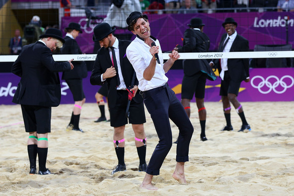 Mika+Olympics+Day+12+Beach+Volleyball+cF
