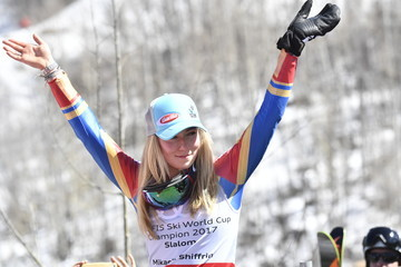 Mikaela Shiffrin Audi FIS Alpine Ski World Cup - Men's Giant Slalom and Women's Slalom