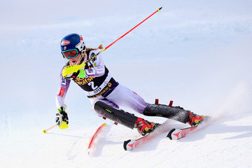 Mikaela Shiffrin 2014 Audi FIS Ski World Cup at the Nature Valley Aspen Winternational - Day 2