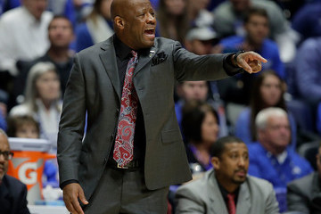 Mike Anderson SEC Basketball Tournament - Championship