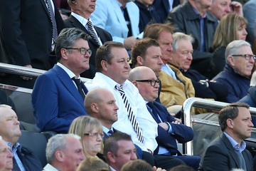 Mike Ashley Newcastle United v Tottenham Hotspur - Premier League