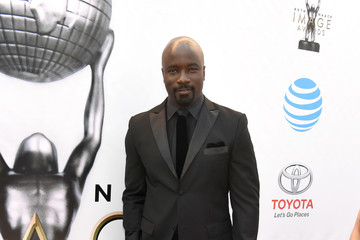Mike Colter 48th NAACP Image Awards -  Arrivals