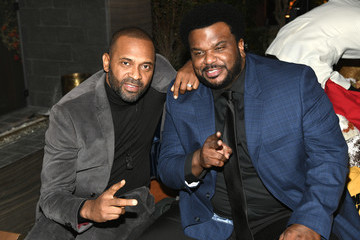Mike Epps Craig Robinson L.A. Premiere Of Netflix's 'Dolemite Is My Name' - After Party