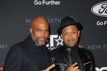 Mike Epps BET's 'The New Edition Story' Premiere Screening