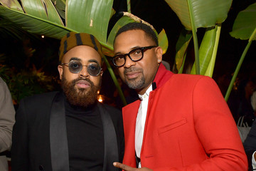 Mike Epps 2019 GQ Men Of The Year Celebration At The West Hollywood EDITION - Inside