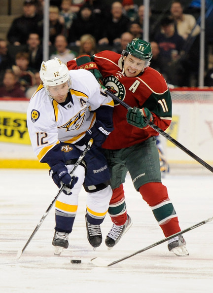 Zach Parise & Mike Fisher