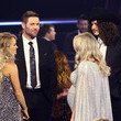 Mike Fisher The 54th Annual CMA Awards - Show