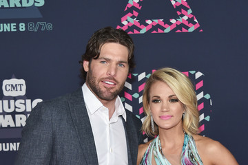 Mike Fisher 2016 CMT Music Awards - Arrivals