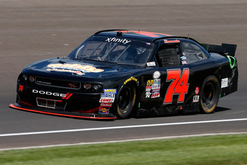 Mike Harmon Indianapolis Motor Speedway - Day 1