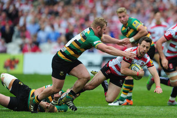 Mike Haywood Gloucester Rugby v Northampton Saints - Aviva Premiership