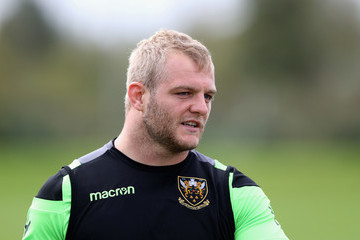 Mike Haywood Northampton Saints Media Session