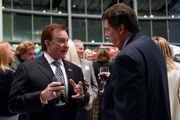 Mike Helton NASCAR Hall of Fame Class of 2017 Welcome Dinner