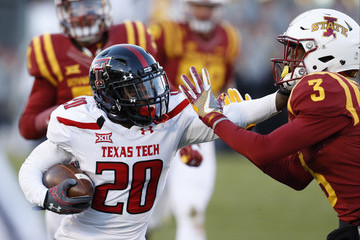 Mike Johnson Texas Tech v Iowa State