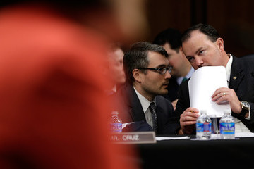 Mike Lee Senate Judiciary Committee Debates Immigration Bill