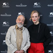 Mike Leigh Portraits: 75th Venice Film Festival - Jaeger-LeCoultre Collection