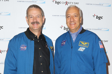 Mike Massimino Annual Charity Day Hosted By Cantor Fitzgerald And BGC - BGC Office - Arrivals