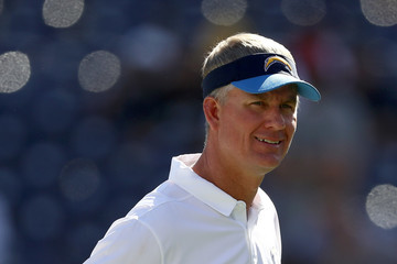 Mike McCoy Miami Dolphins v San Diego Chargers