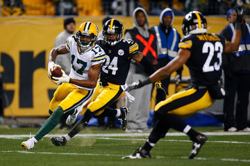 Mike Mitchell Green Bay Packers vPittsburgh Steelers