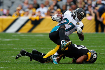 Mike Mitchell Jacksonville Jaguars v Pittsburgh Steelers