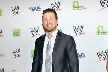 Mike Mizanin WWE Superstars for Sandy Relief