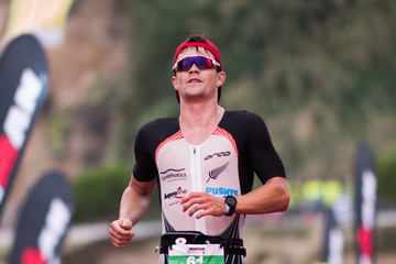 Mike Phillips IRONMAN Barcelona
