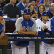 Mike Piazza World Baseball Classic - Pool D - United States v Italy