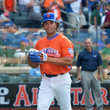 Mike Piazza Celebs Play Softball in NYC