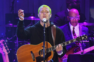 Mike Posner Pre-GRAMMY Gala and Salute to Industry Icons Honoring Debra Lee -  Show