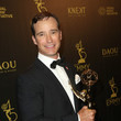 Mike Richards 45th Annual Daytime Emmy Awards - Press Room