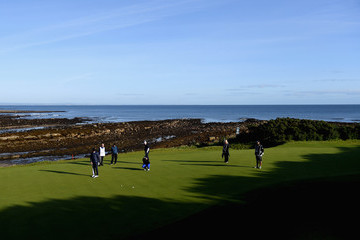 Mike Rutherford Alfred Dunhill Links Championship - Day Two
