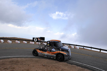 Mike Ryan 2012 Pikes Peak International Hill Climb