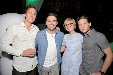 Mike Scocozza Guests Attend the 'America's Next Top Model' Cycle 22 Premiere Party, Presented by OPPO and NYLON