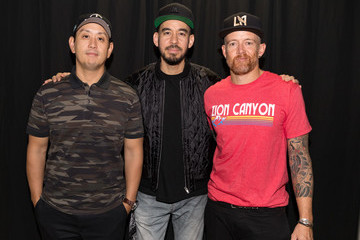 Mike Shinoda Linkin Park and Friends Celebrate Life in Honor of Chester Bennington