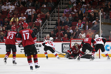 Mike Smith Ottawa Senators v Arizona Coyotes