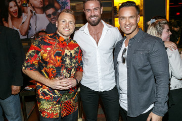 Mike Sorrentino 'Jersey Shore Family Vacation' Premiere Party