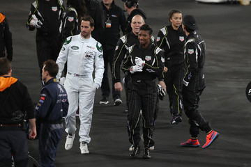 Mike Tindall Race of Champions - Day One
