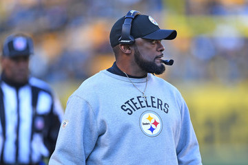 Mike Tomlin Cleveland Browns v Pittsburgh Steelers
