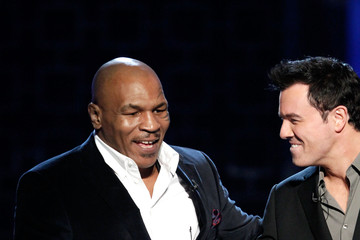 Mike Tyson Comedy Central Roast Of Charlie Sheen - Show