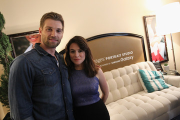 Mike Vogel Behind The Scenes Of The Getty Images Portrait Studio Powered By Samsung Galaxy At 2015 Summer TCA's