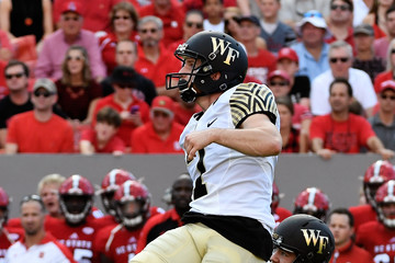Mike Weaver Wake Forest v North Carolina State