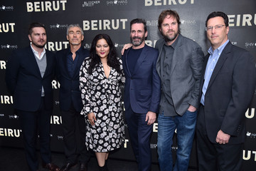 Mike Weber 'Beirut' New York Screening