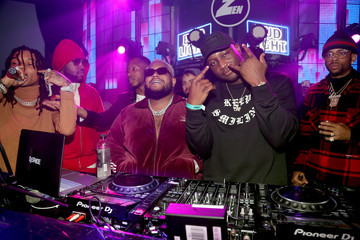 Mike WiLL Made It Swae Lee TAO Group's Big Game Takeover Presented By Tongue & Groove