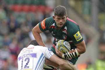 Mike Williams Leicester Tigers v Exeter Chiefs - Aviva Premiership