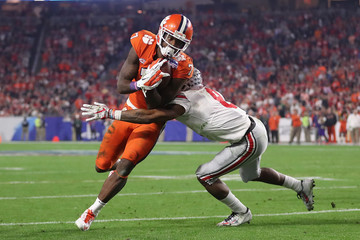 Mike Williams PlayStation Fiesta Bowl - Ohio State v Clemson
