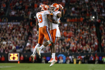 Mike Williams CFP National Championship