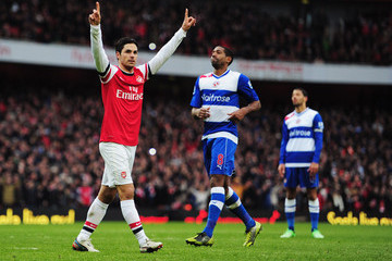Mikele Leigertwood Arsenal v Reading - Premier League