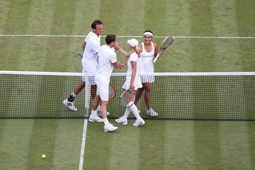 Mikhail Elgin Wimbledon: Day 5