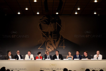 Mikhail Krichman 'Leviathan' Press Conference at Cannes