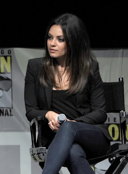 Mila Kunis - Comic-Con International 2012 - Walt Disney Studios Panels