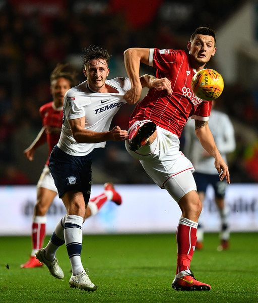 Bristol City v Preston North End - Sky Bet Championship